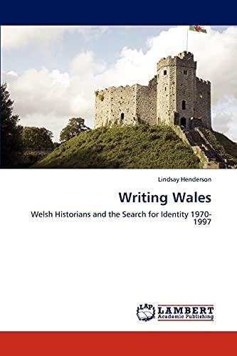 Writing Wales: Lindsay Henderson