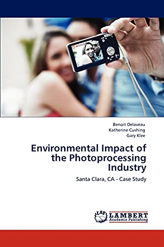 Environmental Impact of the Photoprocessing Industry: Benoit Delaveau