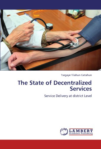 The State of Decentralized Services: Tsegaye Tilahun Getahun