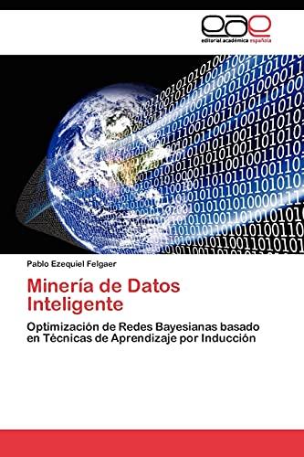 9783845480190: Minería de Datos Inteligente: Optimización de Redes Bayesianas basado en Técnicas de Aprendizaje por Inducción (Spanish Edition)