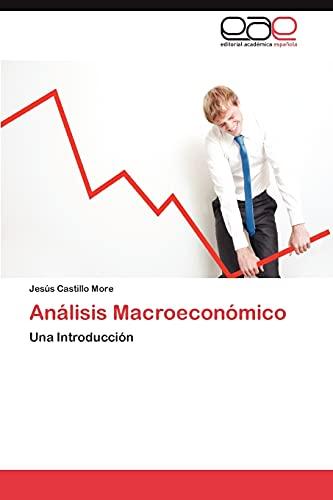 9783845482378: Análisis Macroeconómico