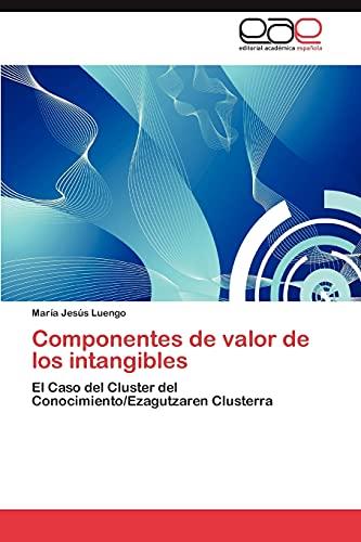 Componentes de valor de los intangibles: El Caso del Cluster del Conocimiento/Ezagutzaren Clusterra...