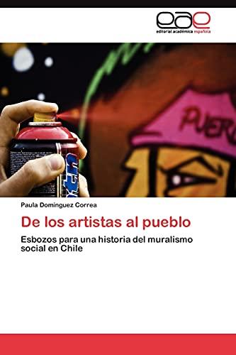 de Los Artistas Al Pueblo: Paula Dom�nguez Correa