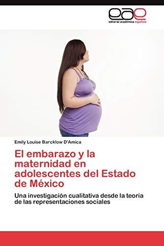 El Embarazo y La Maternidad En Adolescentes del Estado de Mexico: Emily Louise Barcklow D'amica