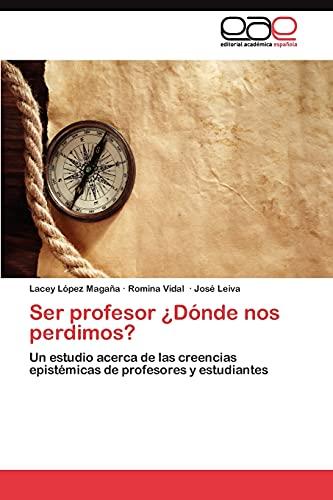 Ser Profesor Donde Nos Perdimos?: Romina Vidal