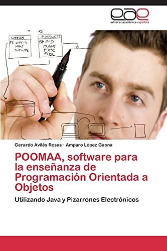 POOMAA, software para la enseñanza de Programación Orientada a Objetos: Utilizando Java y ...
