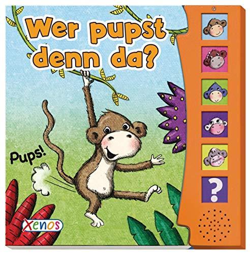 9783845501031: Wer pupst denn da? Soundbuch