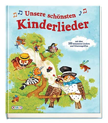 9783845501062: Unsere schönsten Kinderlieder: Mit über 100 bekannten Liedern und Gitarrengriffen