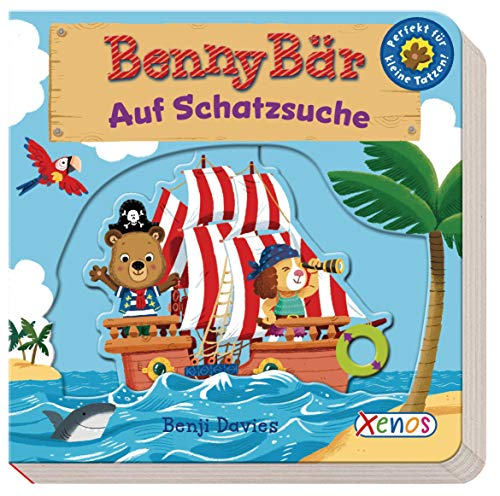 9783845503004: Benny Bär: Auf Schatzsuche: Perfekt für kleine Tatzen!
