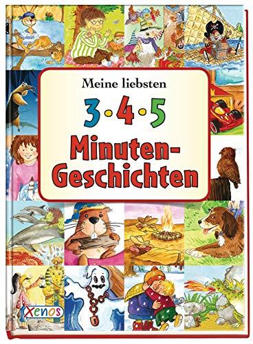 9783845503073: Meine liebsten 3-4-5-Minuten-Geschichten