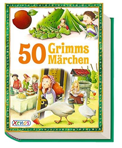 50 Grimms Märchen: - neu erzählt (Geschichtenschatz): Jacob Grimm, Wilhelm