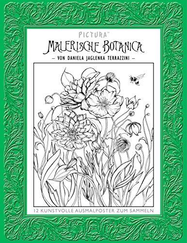 9783845505206: PICTURA: Malerische Botanica