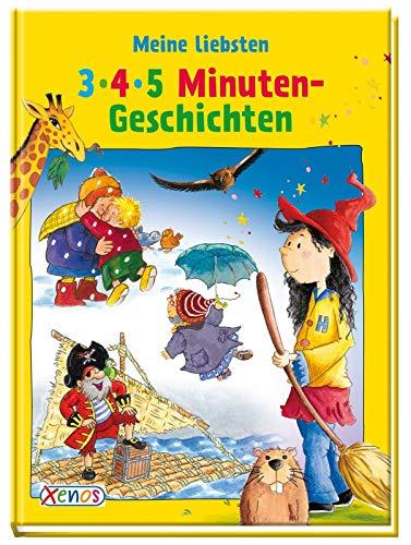 9783845506531: Meine liebsten 3-4-5-Minuten-Geschichten