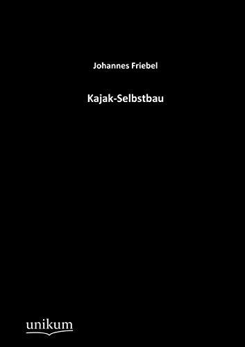 9783845700434: Kajak-Selbstbau (German Edition)