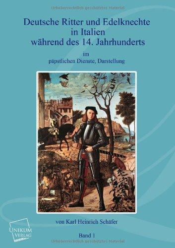 9783845700991: Deutsche Ritter Und Edelknechte (Band I)
