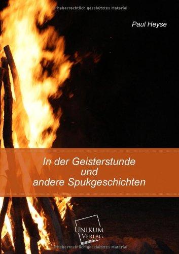 9783845701219: In Der Geisterstunde Und Andere Spukgeschichten