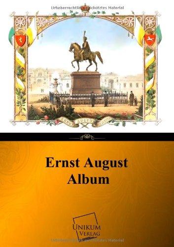 9783845701257: Ernst August Album