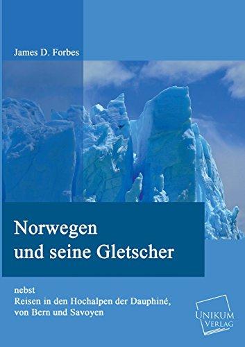 9783845701851: Norwegen Und Seine Gletscher