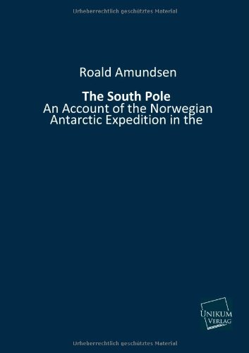 9783845711225: The South Pole