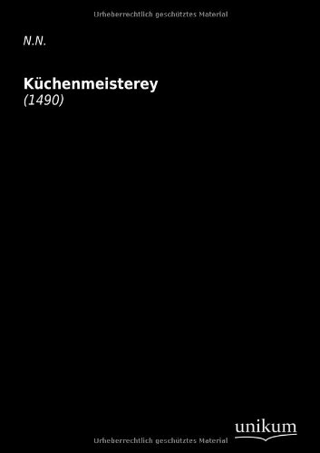 9783845712741: k�chenmeysterey
