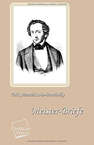 9783845720388: Meister-Briefe