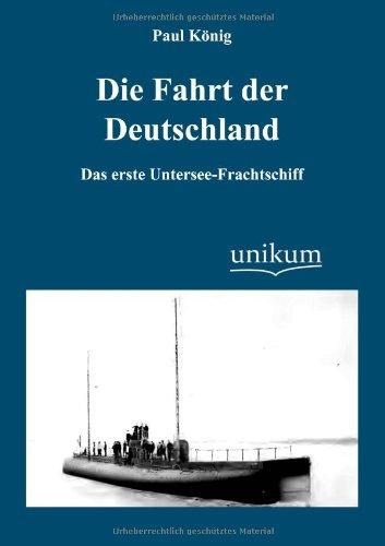 Die Fahrt der Deutschland: Paul König