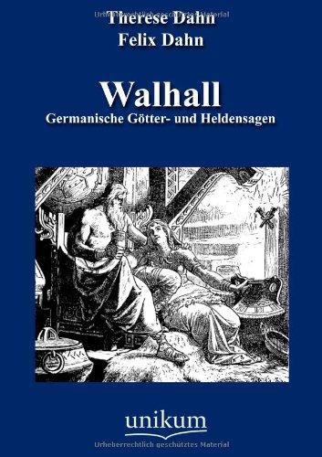 9783845721552: Walhall (German Edition)