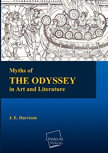 9783845722351: Myths of the Odyssey in Art and Literature