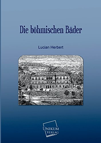 9783845722696: Die Bohmischen Bader (German Edition)