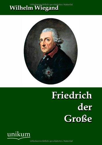 9783845723648: Friedrich der Große