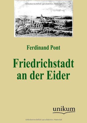 9783845723907: Friedrichstadt an der Eider