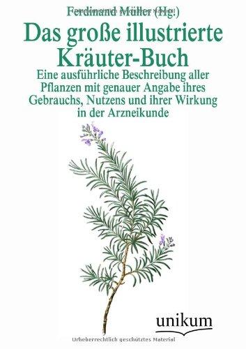 9783845724928: Das große illustrierte Kräuter-Buch