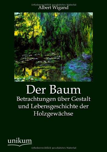 9783845744186: Der Baum (German Edition)