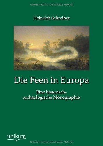 9783845745282: Die Feen in Europa