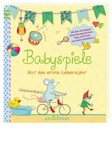 9783845800547: Babyspiele für das erste Lebensjahr