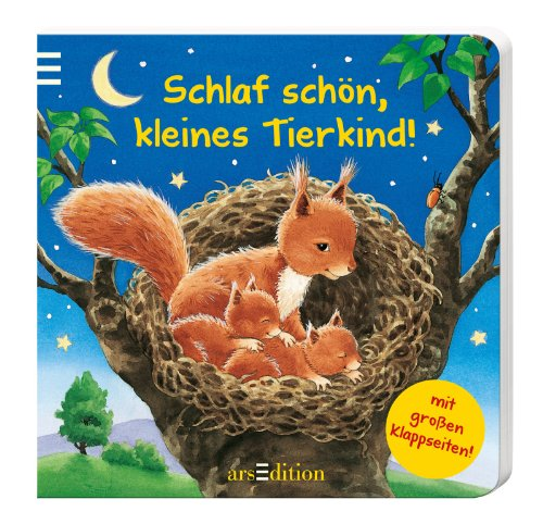 9783845801834: Schlaf schön, kleines Tierkind!
