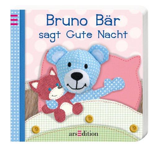 9783845802572: Mein Fingerpuppenbuch - Bruno Bär sagt Gute Nacht