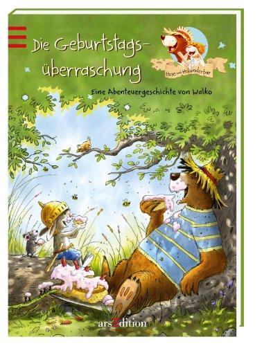 9783845803289: Hase und Holunderbär - Die Geburtstagsüberraschung