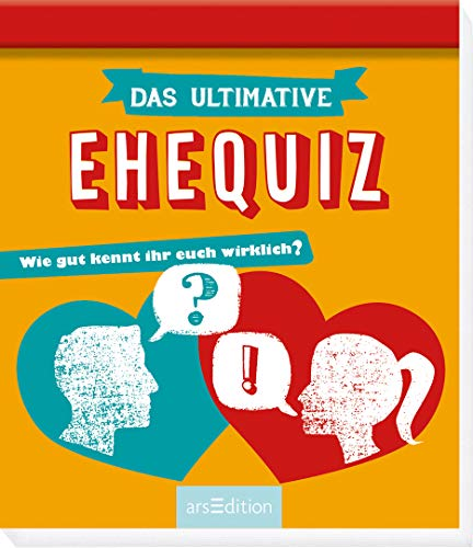 9783845803579: Das ultimative Ehequiz