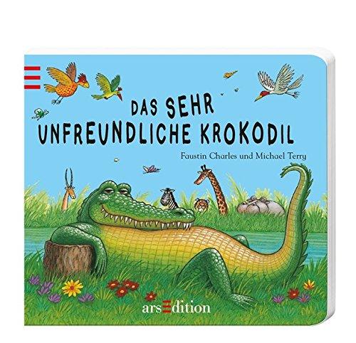 9783845803661: Das sehr unfreundliche Krokodil
