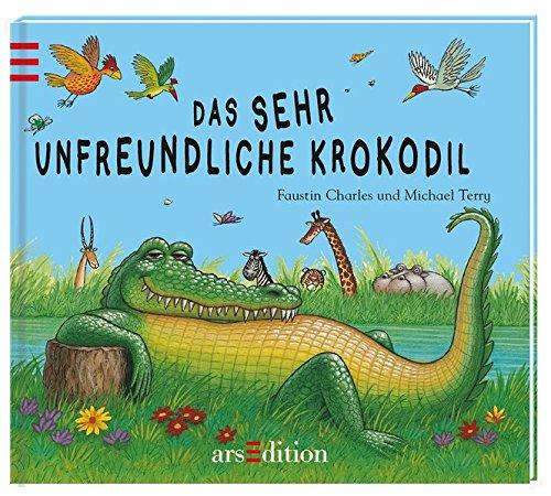 9783845803678: Das sehr unfreundliche Krokodil