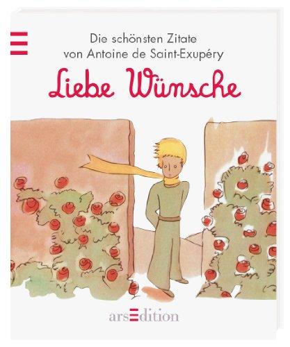 9783845803982: Der Kleine Prinz Liebe Wünsche