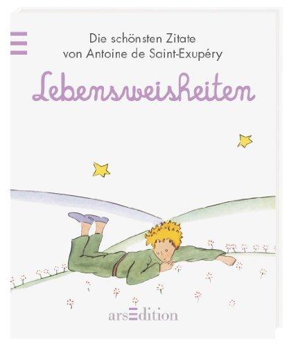 9783845804026: Der Kleine Prinz Lebensweisheiten