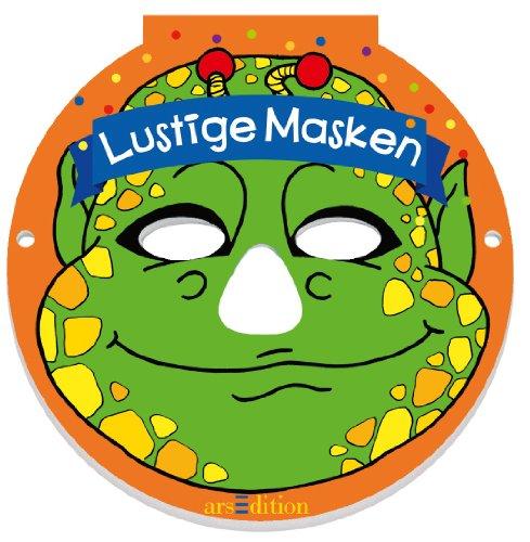 9783845804439: Lustige Masken
