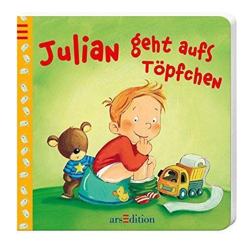 9783845805337: Julian geht aufs Töpfchen