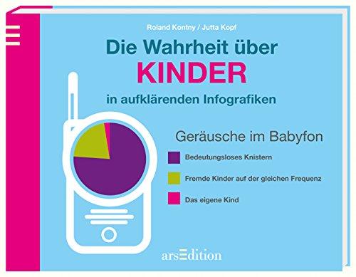 9783845805450: Die Wahrheit über Kinder: in aufklärenden Infografiken