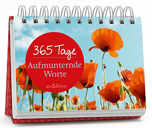 9783845805634: 365 Tage Aufmunternde Worte