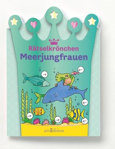 9783845805825: Rätselkrönchen Meerjungfrauen