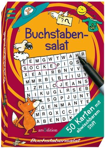 9783845805863: Buchstabensalat