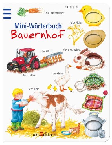 9783845807348: Mini-Wörterbuch Bauernhof